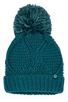 Women's Monica Hat, Deep Teal, medium