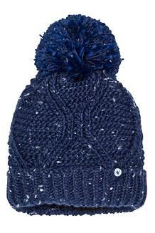 Women's Monica Hat, Arctic Navy/White, medium