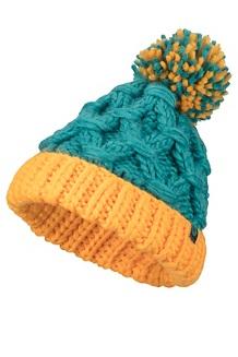 Girl's Harper Hat, Patina Green, medium
