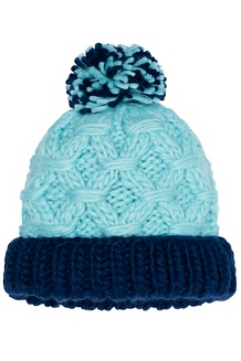 Girls' Harper Hat, Aquarelle/Arctic Navy, medium