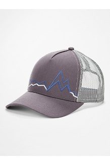 Peak Bagger Cap, Dark Steel/Bright Steel, medium