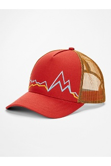 Peak Bagger Cap, Picante/Scotch, medium