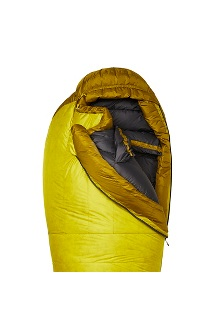 Col -20° Sleeping Bag, Yellow Vapor/Green Wheat, medium
