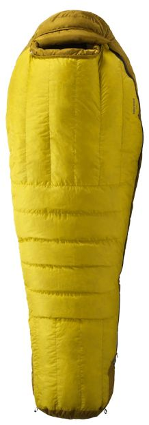 Col Sleeping Bag, Yellow Vapor/Green Wheat, medium