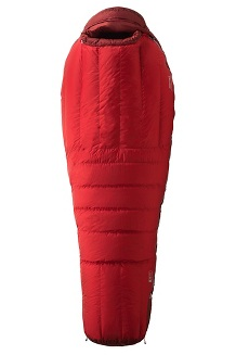 CWM -40° Sleeping Bag, Team Red/Redstone, medium