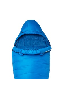 Helium 15° Sleeping Bag - Long, Cobalt Blue/Blue Night, medium
