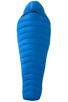 Helium 15 Sleeping Bag - Long, Cobalt Blue/Blue Night, medium