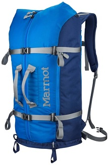 Rock Gear Hauler, Deep Blue/Cobalt Blue, medium