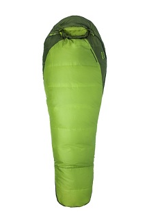 Trestles 30° Sleeping Bag, Green Lichen/Greenland, medium