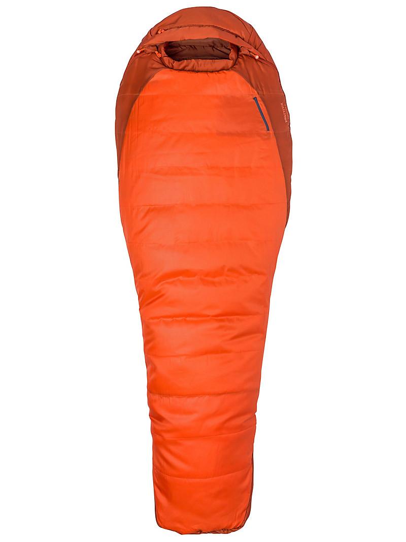 Trestles 0 Orange Haze Dark Rust Large