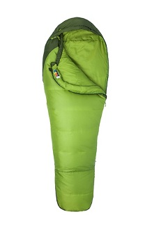 Trestles 30° Sleeping Bag - Long, Green Lichen/Greenland, medium