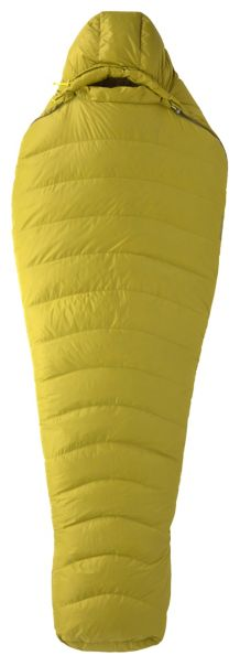 Hydrogen Sleeping Bag - Long, Dark Citron/Olive, medium