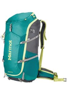 Wm's Graviton 36, Gem Green/Cinder, medium