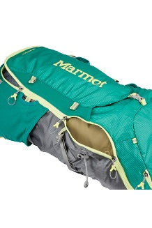 Women's Graviton 36 Pack, Gem Green/Cinder, medium