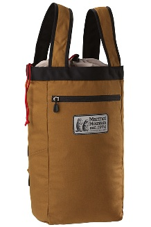 Urban Hauler Med Canvas, Waxed Field Brown, medium