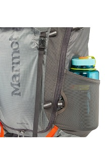 Graviton 38 Pack, Steel/Cinder, medium