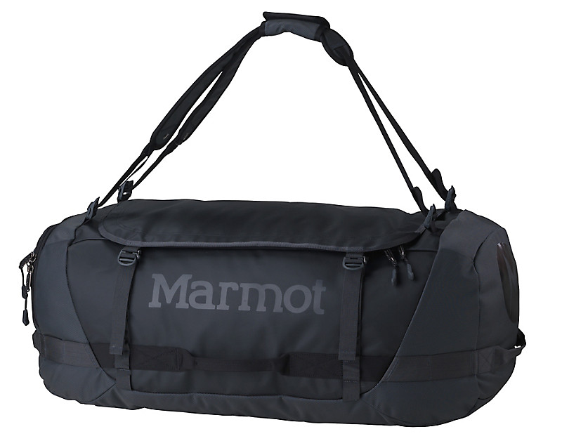 Long Hauler Duffle Bag Large Slate Grey Black