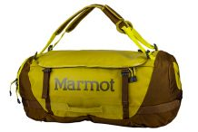 Long Hauler Duffle Bag Large, Dark Citron/Dark Olive, medium