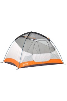 Limestone 4-Person Tent, Malaia Gold, medium