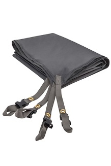 Halo 6-Person Footprint, Slate Grey, medium
