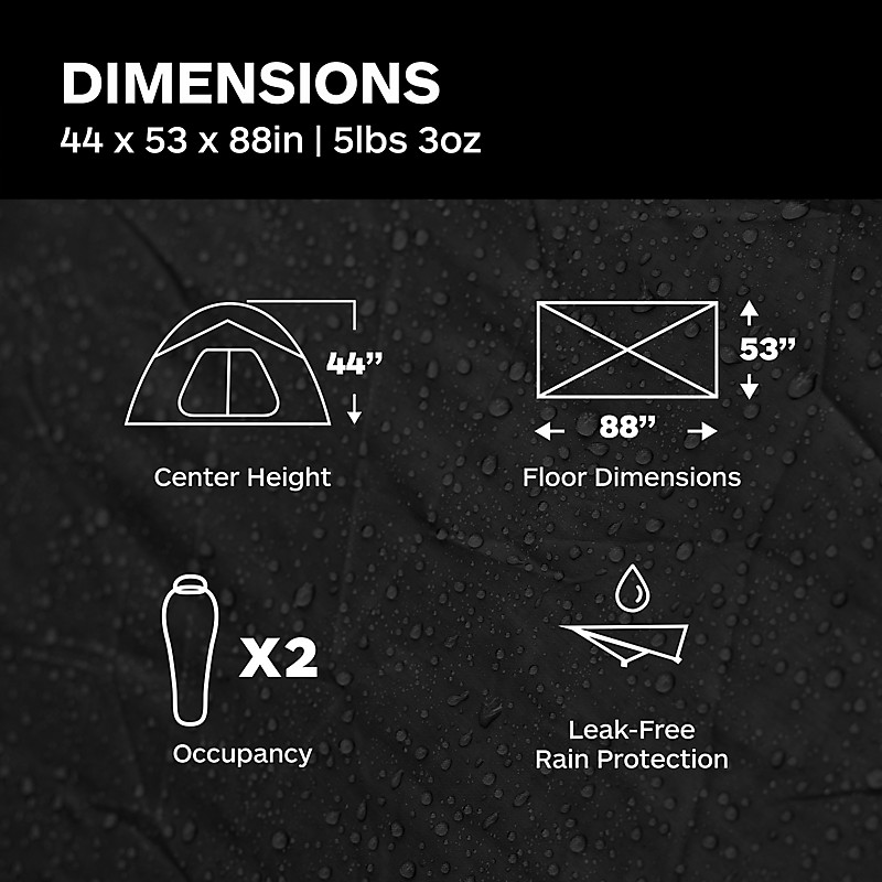 Catalyst 2-Person Tent