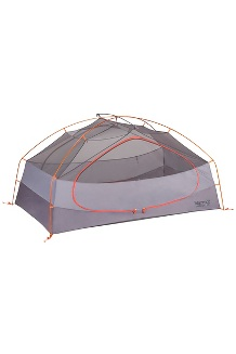 Limelight 2-Person Tent, Cinder/Rusted Orange, medium