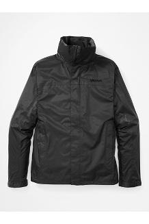 Men's PreCip Eco Jacket - Big, Black, medium