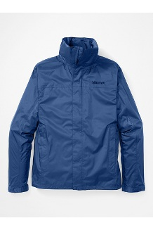 Men's PreCip Eco Jacket - Big, Arctic Navy, medium