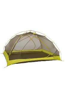Tungsten Ultralight 3-Person Tent, Dark Citron/Citronelle, medium