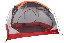 Limestone 4-Person Tent, Orange Spice/Arona, medium