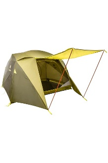Limestone 6-Person Tent, Green Shadow/Moss, medium
