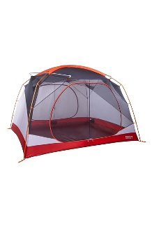 Limestone 6-Person Tent, Orange Spice/Arona, medium