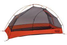 Tungsten 1-Person Tent, Blaze/Steel, medium