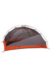 Tungsten 2-Person Tent, Blaze/Steel, medium
