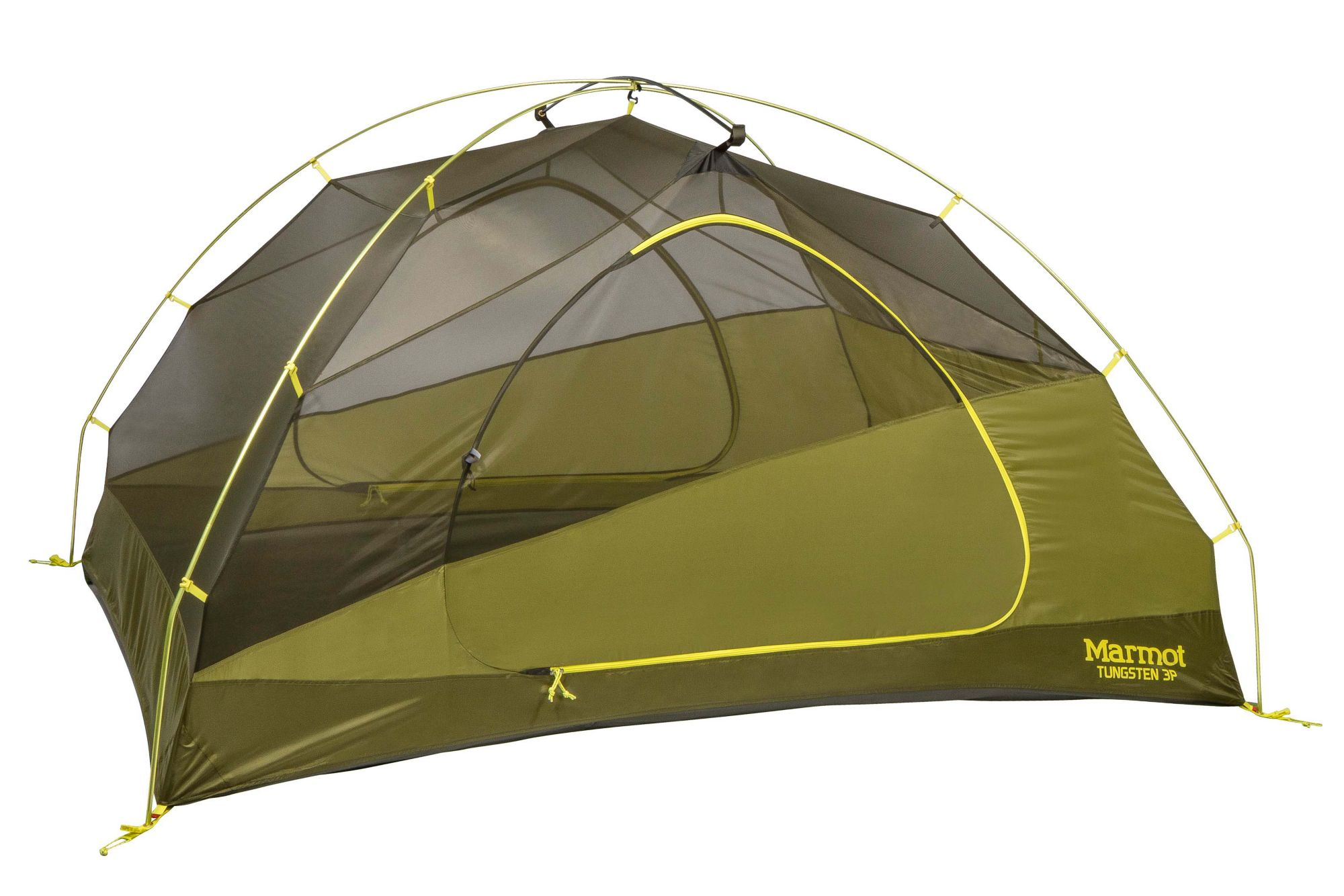Tungsten 3-Person Tent Green Shadow/Moss medium  sc 1 st  Marmot & 3 Person Tents / Tents / Equipment | Marmot.com