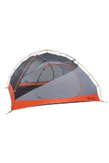 Tungsten 4-Person Tent, Blaze/Steel, medium