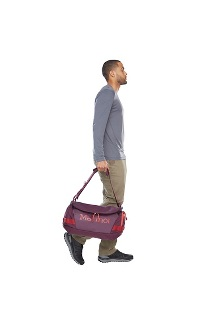 Long Hauler Duffel - Small, Dark Purple/Brick, medium