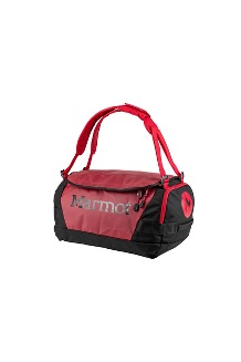 Long Hauler Duffel - Small, Brick/Black, medium
