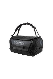 Long Hauler Duffel - Medium, Black, medium