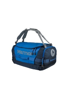 Long Hauler Duffel - Medium, Peak Blue/Vintage Navy, medium