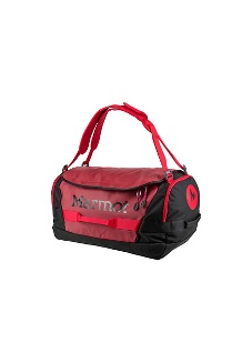 Long Hauler Duffel - Medium, Brick/Black, medium