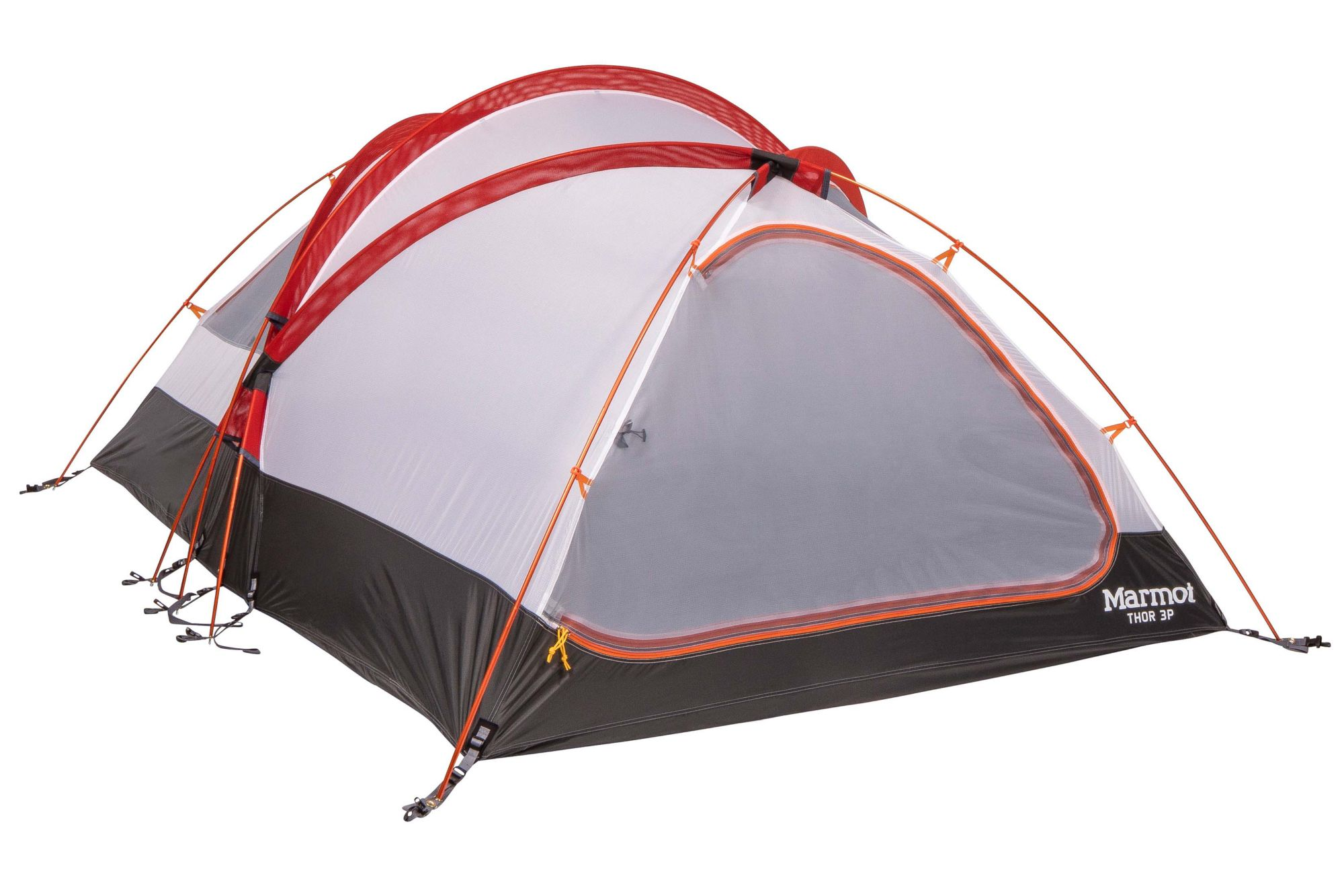 Thor 3-Person Tent Blaze medium  sc 1 st  Marmot & 4-season Tents / Equipment | Marmot.com