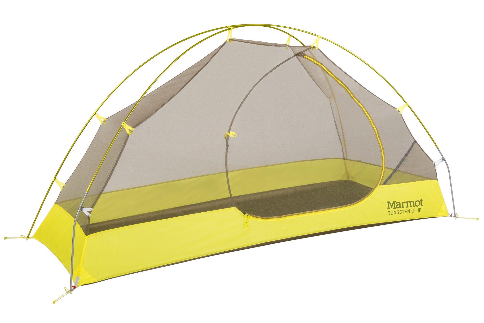 Tungsten Ultralight 1-Person Tent Dark Citron/Citronelle medium  sc 1 st  Marmot & Tents / Equipment | Marmot.com
