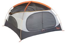 Halo 4-Person Tent, Tangelo/Rusted Orange, medium