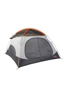 Halo 6-Person Tent, Tangelo/Rusted Orange, medium