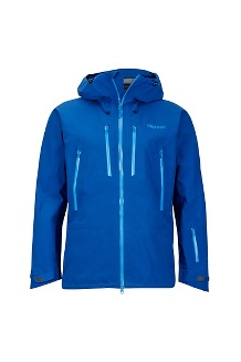 Men's Alpinist Jacket, Moroccan Blue, medium