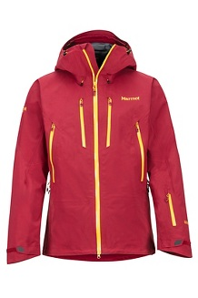 Men's Alpinist Jacket, Brick, medium