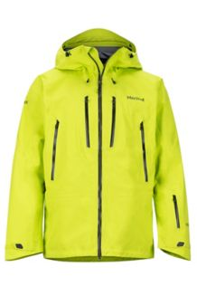 Alpinist Jacket, Bright Lime, medium