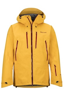 Men's Alpinist Jacket, Golden Leaf, medium