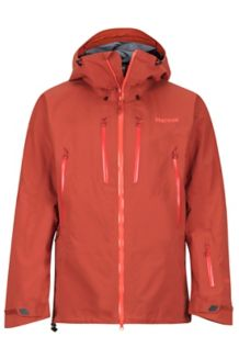Alpinist Jacket, Dark Rust, medium